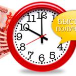 Быстрый кредит в день обращения по паспорту онлайн