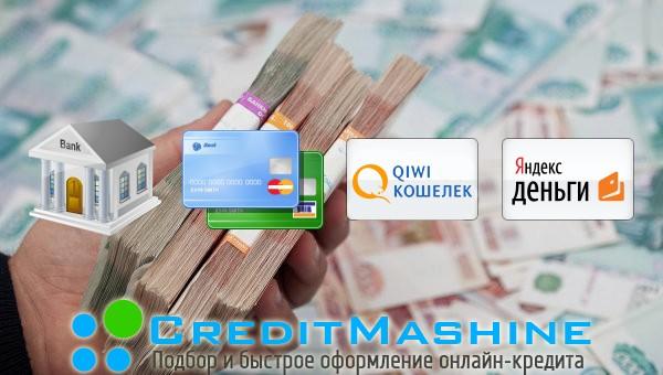 Онлайн заявка на кредит без справок и поручителей во все банки