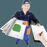 Кредитная карта доставка на дом